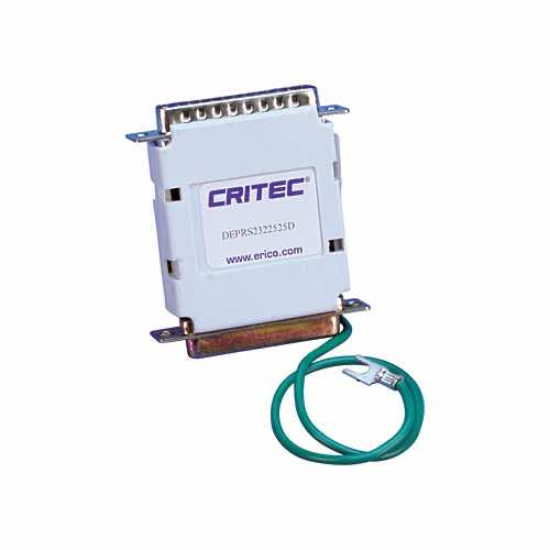 DEPRS2322525D - Data Equipment Protector 15VDC