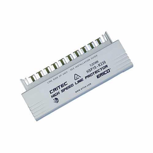 HSP10K - High Speed Data Line Protector Imax: 20 kA 8/20 μs