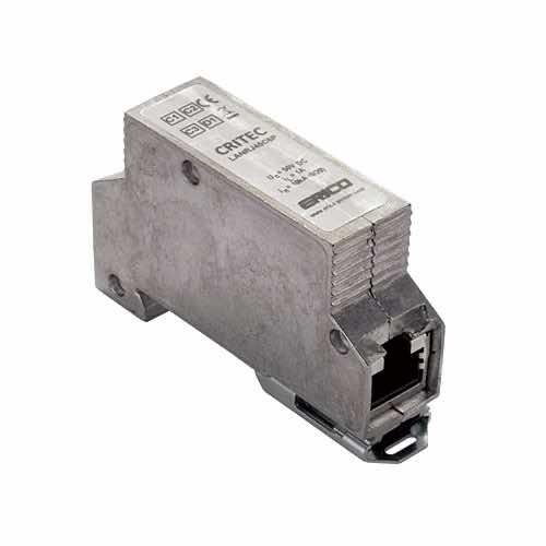 LANRJ45C6P - LAN Surge Protector 48VDC New Zealand