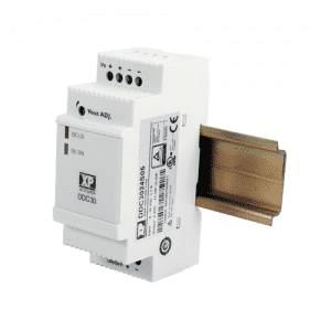 DDC30 - DIN Rail DC Converter: 30W