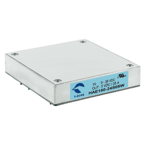 HAE150W - DC/DC Half-Brick  Single Output : 150W