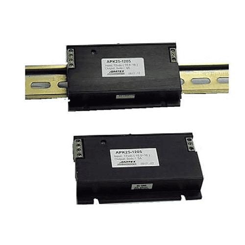 APK25-60 - DC/DC Single Output: 25-60W 5V 12V 15V 24V 48V output voltage