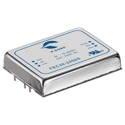 DLP-FEC30 - DC/DC Single & Dual Output: 30W