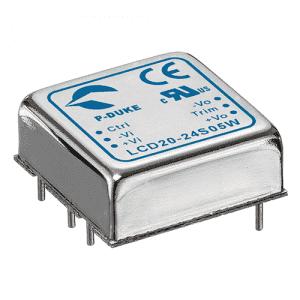DLP-LCD20W - DC/DC Converter Single & Dual Output: 20W