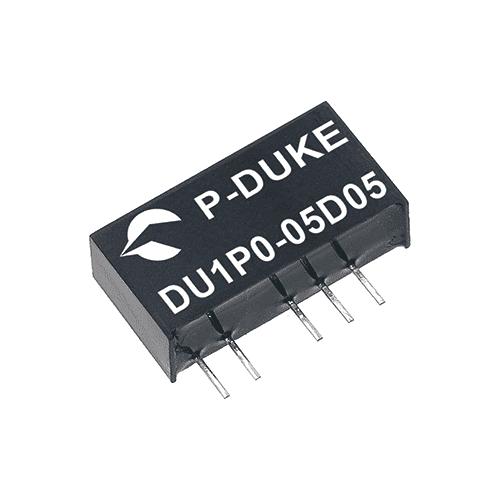 SLP-DU1P0 - DC/DC Single & Dual Output: 1W