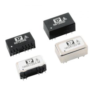 SLP-IV - DC/DC Single & Dual Output: 1W
