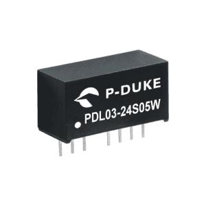 SLP-PDL03W - DC/DC  Converter Single & Dual Output: 3W