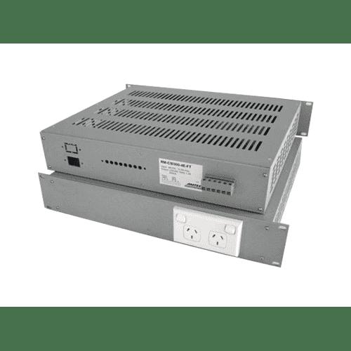 RM-CSI - RACK MOUNT DC/AC Sine Wave Inverters: 150 ~ 500VA