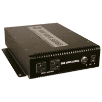 SINE WAVE SERIES 1500 - DC/AC Sine Wave Inverter: 1500 W rack mount inverters RS232 RS485 SNMP - ICT Power