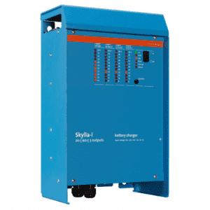 SKYLLA-I-24-100 - 24V Modern Battery Charger