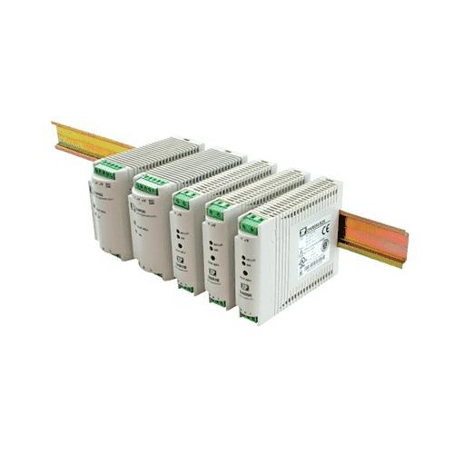 DNR05-60-SERIES - AC/DC Single Output DIN Rail: 5-60W