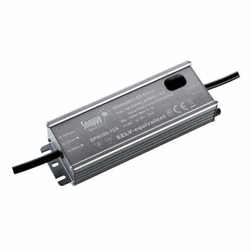 LLIP20-SPH100 - Constant Voltage / Constant Current IP65 LED Power Supplies 100W