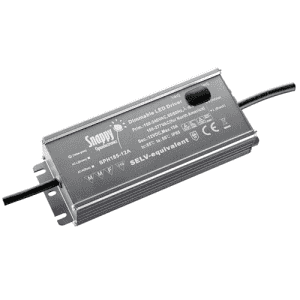 LLIP20-SPH185 - Constant Voltage /  Constant Current  IP65 LED Power Supplies 185W