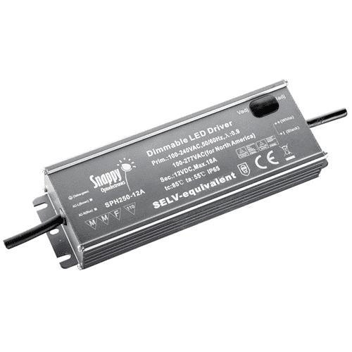 LLIP20-SPH250 - Constant Voltage / Constant Current IP65 LED Power Supplies 250W