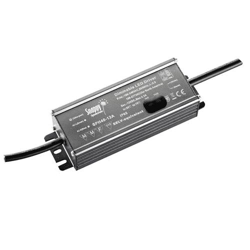 LLIP20-SPH40 - Constant Voltage / Constant Current IP65 LED Power Supplies 40W
