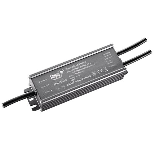 LLIP20-SPH60 - Constant Voltage / Constant Current IP65 LED Power Supplies 60W