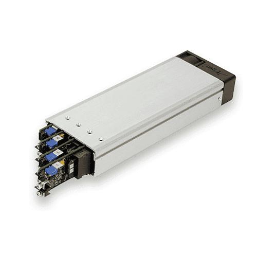 MULTIOUTPUT-XGEN200-750 - AC / DC Slimline Modular 4 Slot Power Supplies: 200 - 750 W Modular Power Supply