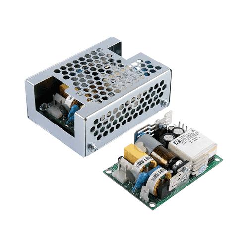 ECS25-60 - AC/DC Medical Grade Single Output: 25 - 60W Medical Standard XP Power New Zealand