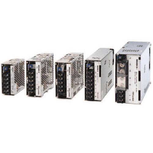 WS50B - RWS600B AC/DC Power Supply Single Output: 50W - 600W.5V, 12V, 15V, 24V, 28V, 36V, 48V output voltage options.