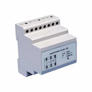 DFM63A - DIN Rail Filter Module