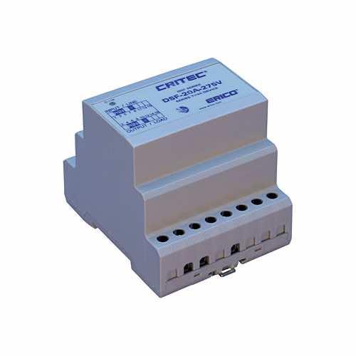 DSF20A275V - DIN Rail Surge Filter 220VAC