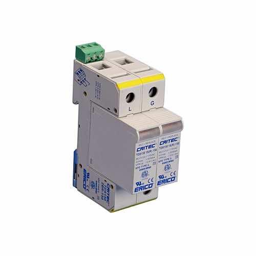 TDS1502BR240 - TDS  50 kA