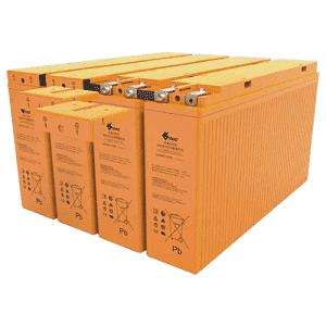 6-FMXH Front Terminal High-Temperature Battery 12V 100Ah - 170Ah