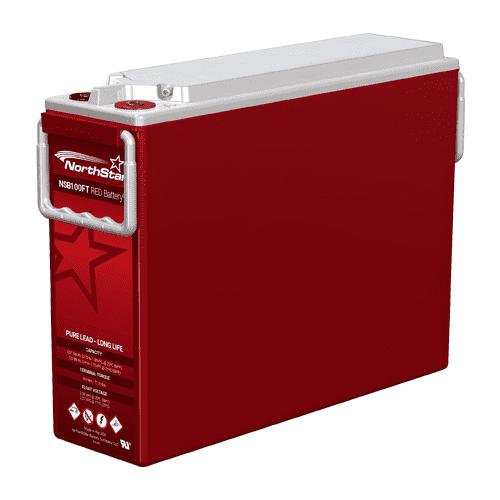 NSB High-Temperature Red Battery 12V 14Ah - 212Ah NSB High-Temperature Red Battery 12V 40Ah - 212Ah   15 Years Design Life at 20°C (68°F). 60Ah 90Ah 100Ah 140Ah 155Ah 190Ah 210Ah