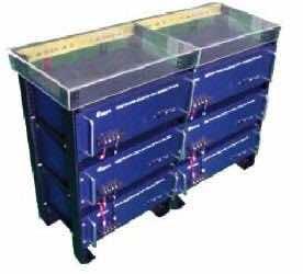 Rack Mount SDA10 Lithium - Ion Battery 48 V 24 V