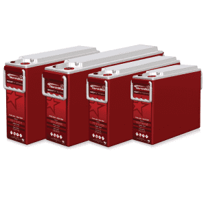 NSB Red - Pure Lead Long Life 12V 100Ah -190Ah - NorthStar Bateries New Zealand