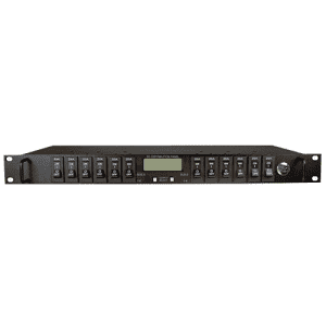 Distribution Series 3 Dual Bus 160A Dual DC Distribution Panel 12V 24V 48V SNMP v3 TCP IP HTTPS