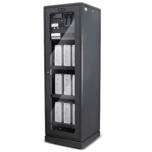 Modular Battery Charger Systems for power utilities 125VDC - Boost Chargers