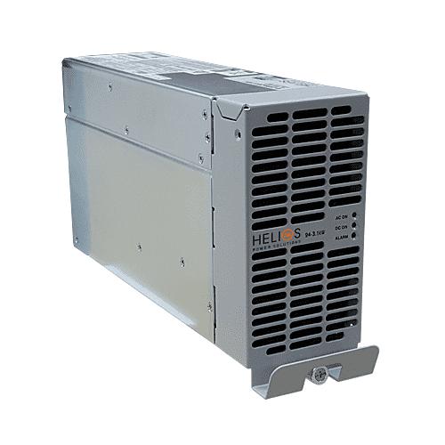 Fan Cooled Rectifiers 48V 24V 125VDC Output Voltage