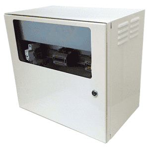 SEC-SR Security cabinets - battery chargers - access control applicaitions