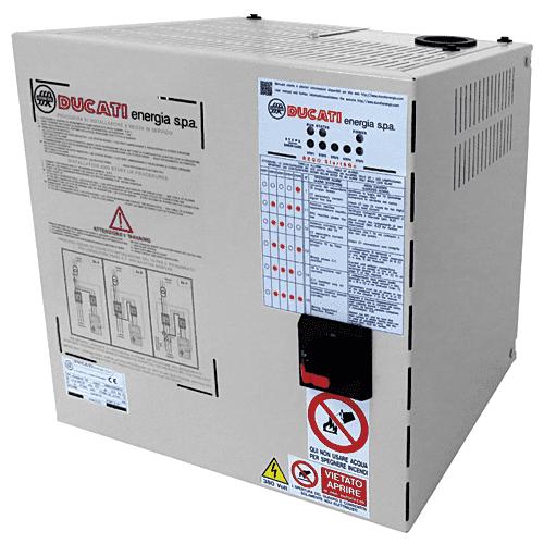 DUCATI 50-M Automatic power factor correction