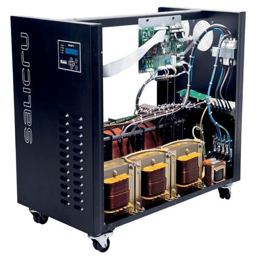 EMi3-Servomotor voltage stabiliser 5 kVA - 330 kVA - Power conditioner