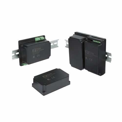 solar DC/DC converter 40 watts transport applications - New Zealand 12V 15V 24V output voltage
