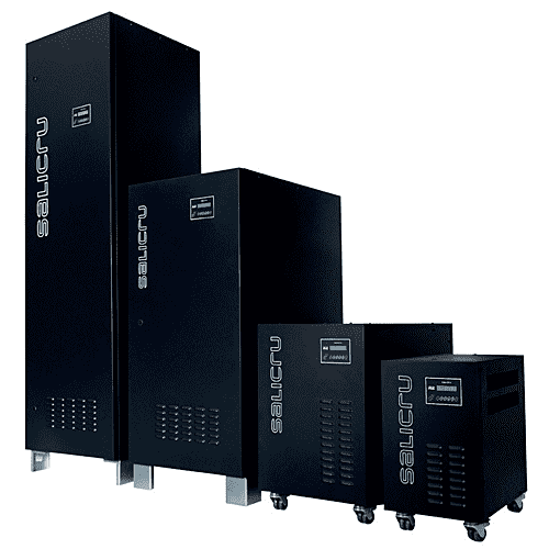 RE3-Electronic voltage stabilisers from 300 VA to 250 kVA