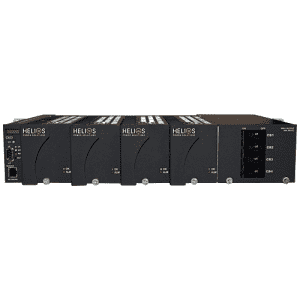 Modular rectifier 48 VDC - Rack Mount System - Controllable and bullet breaker distribution modules