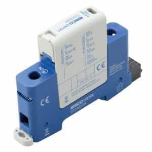 DT215010R DT2 DIN Rail Surge Protection Class II, 1+0 Mode