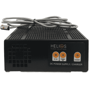 SR250HL AC/DC Power Supply - Battery Charger Lead Acid Batteries - RS485 SNMP Modbus 13.8V 24V 30V 36V 48V 60V - Security Applications Military - New Zealand
