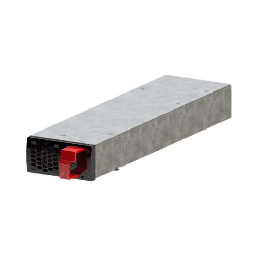 Modular Inverters Bravo ECI 48 Vdc input 1.25 kVA - Rack Mount Modular inverter