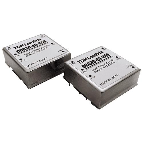 CCG-Single-Output 15 W 30 W DC/DC Converter 3.3 5 12 15Vdc