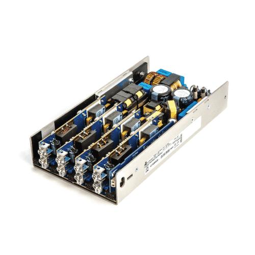 CX600 Series - Modular AC- DC Power Supply 600 W - Fanless