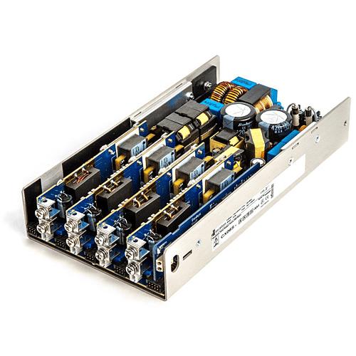 600 W Modular & Configurable Power Supply - Helios Power Solutions 5 V 12 V 24 V 48 V