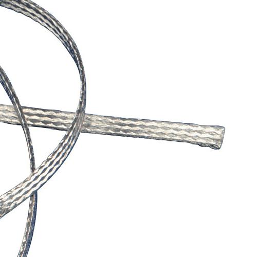 Flat Tinned Copper Braids 250 A