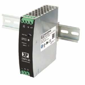 DSR75 Series Ultra-Slim AC/DC DIN Rail Power Supplies 75 W