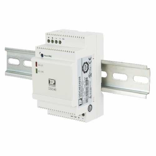 DDC40 DIN Rail DC/DC Converter 40W 5V 9V 12V 15V 24V output voltage