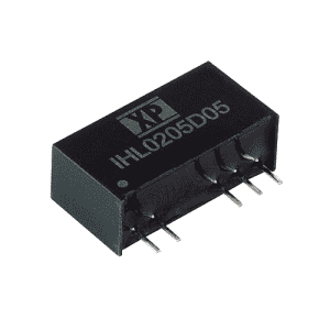 2 W XP Power DC/DC Converter - IHL Single & Dual Output