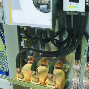Insulated Braided Conductor - IDEAL CONNECTION FOR MOLDED CASE CIRCUIT BREAKERS